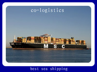 cheap and fast sea/ocean freight shipping from GUANGZHOU CHINA to RIO DE JANERIO, BRAZIL ------Yorker