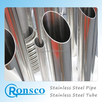 aisi 304 round stainless steel tube manufacture