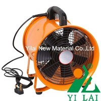 36V portable ventilation air blower for marine industrial engineering