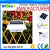 CE &RoHS Approved hot new products for 2015 solar lamp price for fences