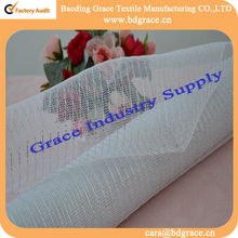 decorative mesh netting for flowers