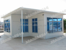 Modern Office Design Mobile house Prefab Container home For Sale with low price
