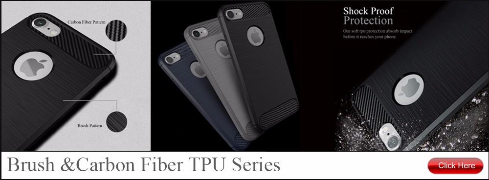 brush carbon fiber tpu series