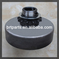 """Adult pedal tricycle 13T 1"""" Bore #428 1600 series clutch"""