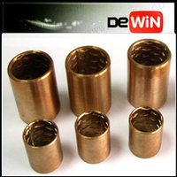 FB090 brass copper sleeve bushing