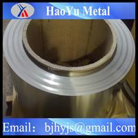 ASTM B863 ASTM B265 Gr1 Gr2 Gr7 Gr12 foil titanium prices