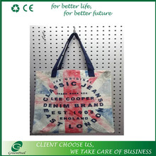 wholesale and new style canvsas cotton bag