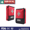 TR111 Wholesale survival kit first aid kit bag for outdoor medical red travel first aid kit