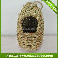 Wholesale natural weave grass bird nest