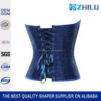 Competitive price Promotion personalized body shaper sexy busty corset lingerie