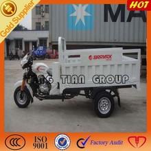 150cc/200cc/250cc three wheeler cargo tricycle/three wheel motorcycle/tuk tuk with cheap cost