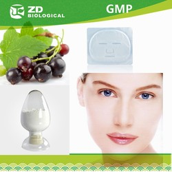 Whitening ingredient arbutin powder bearberry extract