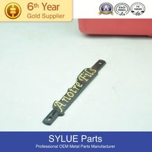 ISO Stainless Steel metal clasp for purse Painting