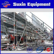 grandstand scaffolding system of stage scaffold