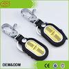 Omuda brand genuine leather car keychain key holder