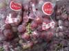 Chinese fresh Grapes