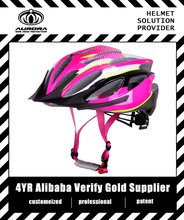 adult helmet with flow vents adjustability bicycle helmet
