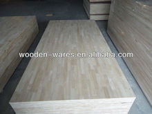 finger joint board/rubber wood finger joint board/ cheap price finger joint board