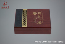 Handmade MDF Board gifts packing Box