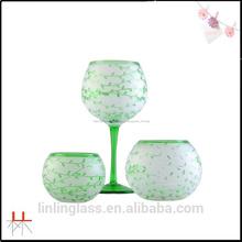 candelabro de cristal hechos a mano