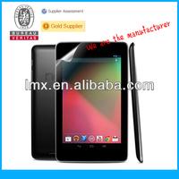 For Google nexus 7 ii tablet screen protector oem/odm(Anti-Fingerprint)
