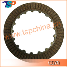 CD70 Motorcycle clutch plate,clutch disc