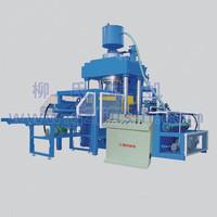 China long service life cement hydraulic paving interlock block machine LS-4000