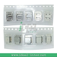 Mobile Phone Parts For Samsung Galaxy S3 i9300 Charging Port, For Samsung Galaxy S3 Dock Connector Charger Port