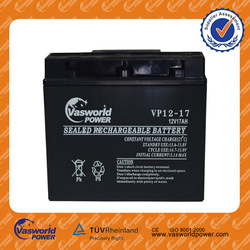 Chinese factory wholesale price vrla sealed rechargeable storage solar ups 12v 18ah dry battery rechargable 12v