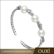 OUXI Innovative products wholesale expandable lock key bangle