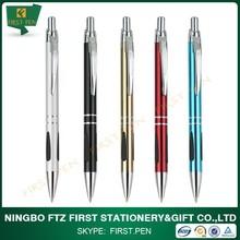 Smooth Writing Metal Branded Pens