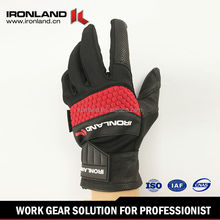 Wing Closing Wrist Strap Stainless Steel Wire Mesh Gloves