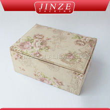 China Alibaba Supplier Makeup Glass Case