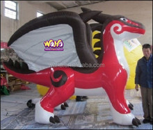 Indoor inflatable DRAGON/2M/CUSTOM party inflatable animal