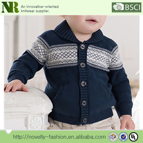 Boy Sweater Designs K057