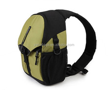 Waterproof DSLR camera backpack with REACH standards