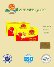 NEW TECHNOLOGY HALAL CHICKEN CURRY SEASONING CUBE/SPICES/BOUILLON CUBE HEATH FOOD FLAVORS