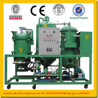 DTS Multi-functional transformer oil dehydration plant