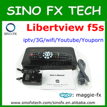 full hd satellite receiver libertview f5s same as s-f5s