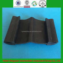 corner linked rubber parts expansion joint for bridge