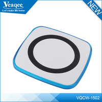 Veaqee 5V 1A qi wireless mobile phone charger for Samsung galaxy s6 edge
