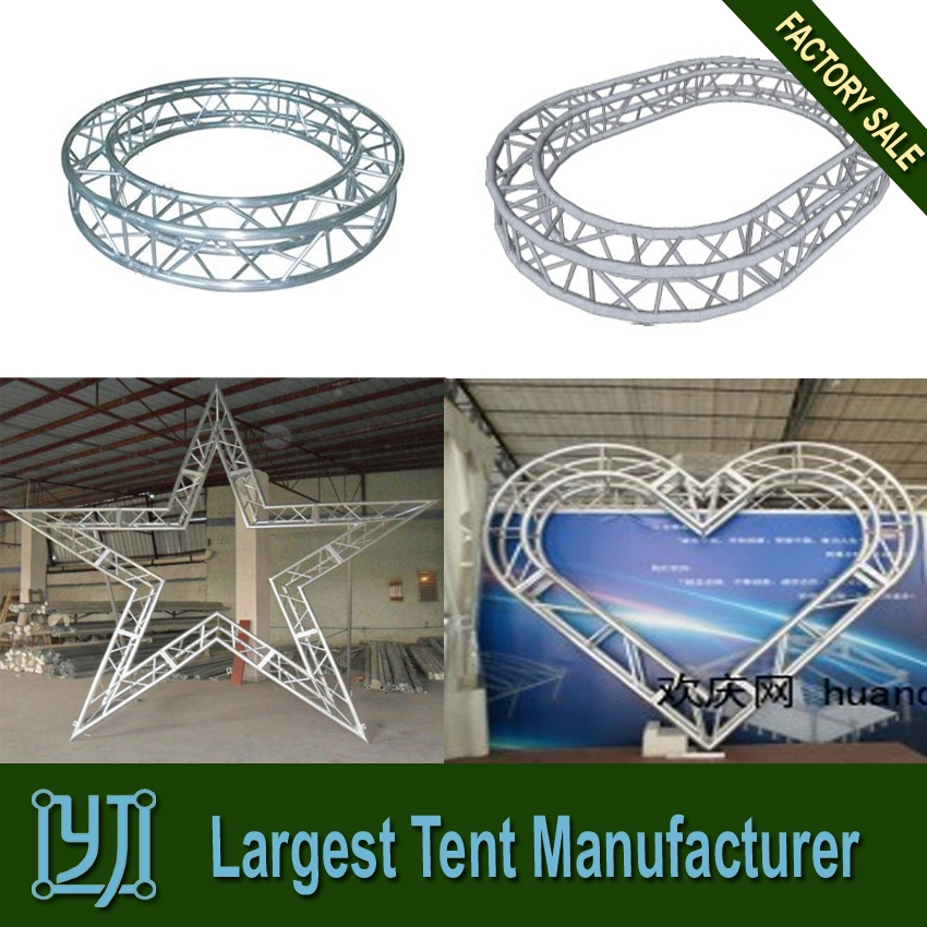 Cheap lighting and speaker lift truss system for sale for Cheap trusses for sale