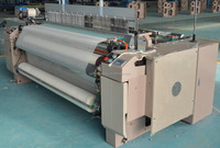 Heavy duty and high efficiency medical gauze loom/gauze air jet loom/air jet loom for gauze
