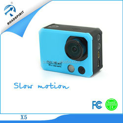Stylish Outdoor Sports Camera Model Full HD 1080P Offer Real-time Transmission and 50m Waterproof Functions with CE,FCC,ROHS