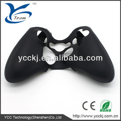 cheapest price new silicone case cover skin for microsoft xbox /green durable silicone for xbox360 controller skin