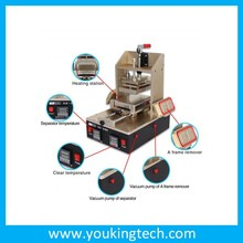 5 in 1 new Sales promotion lcd screen separator for mobile glue remove+mobile refurbish kit