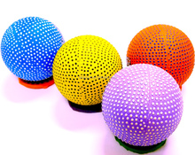 2016 New product- high bounce ball with spot