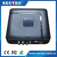 sectec Low price High quality images H.264 HD CCTV 4ch 960H AHD 4ch 960h dvr