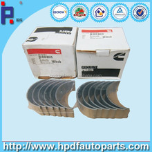 Original Dongfeng truck spare parts NT855 main bearing 3801260 for NT855 engine