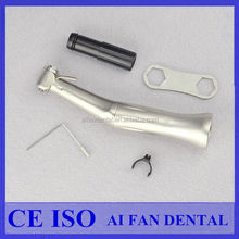 [ AiFan Dental ] New Product Internal irrigation dental handpiece 20:1 Speed contra angle